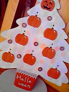 かぼちゃのツリー
