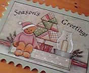 お楽しみクリスマス作品♪