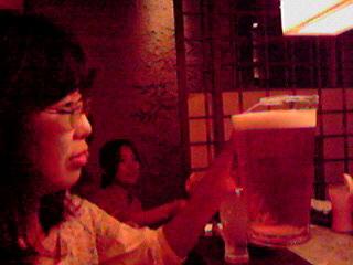 生ビールピッチャーで!!