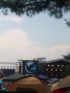 ロックインジャパン2011 8<br />  月6日