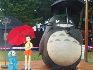 ロックインジャパン2011 8<br />  月7日