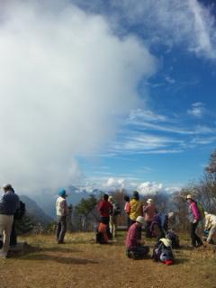 太郎山登山