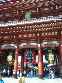 ついでに東京観光